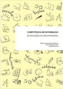 Competência em informação, de reflexões às lições aprendidas
