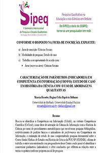 Foz de Iguaçu SIPEQ 2018-Comunicação Oral Marcia e Regina