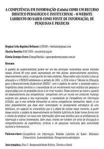 Comunicação Oral Marcia, Regina e Gloria-SNBU