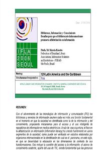 Competência em informação Marcia Rosetto